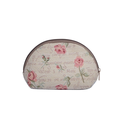 TR25366-13(rose-beige) trousse cosmetique
