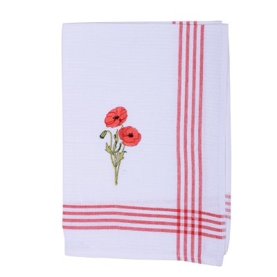 TCH186(coquelicot-blanc)